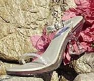 Closeout Bridal Sandals for Brides and Bridesmaids